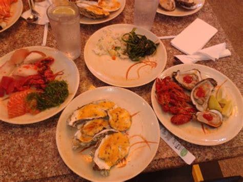 Osaka Seafood Buffet Glendale Glendale Ca United Osaka Seafood Buffet