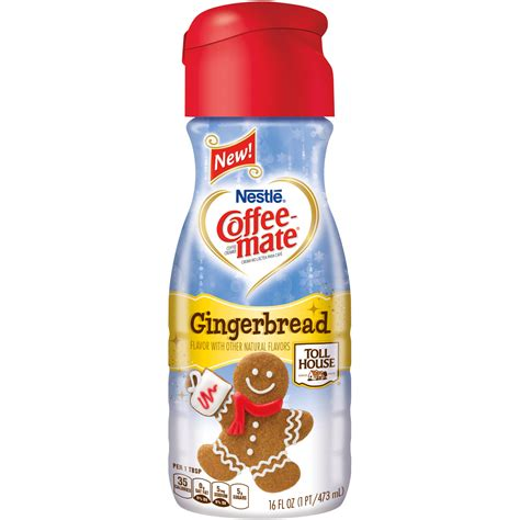Creamer Coffee gingerbread coffee creamer
