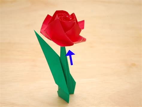 How To Fold Paper Roses Step By Step - origami paper roses www imgkid the image kid has it