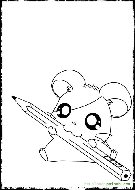 baby hamster coloring pages cute baby coloring pages hamster coloring pages