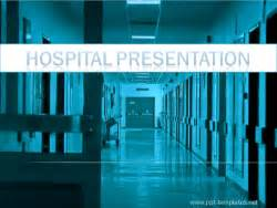 hospital presentation templates powerpoint templates