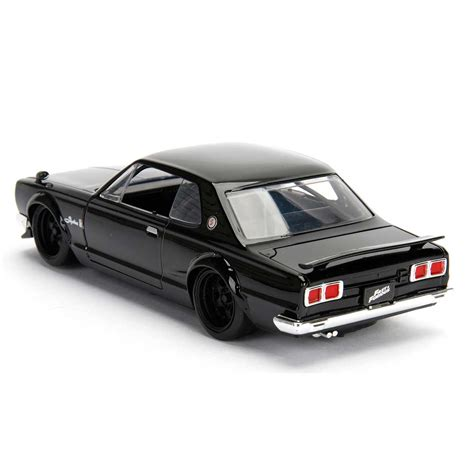 fast and furious 6 brian s skyline fast furious brian s nissan skyline 2000 gt r 1 24 scale
