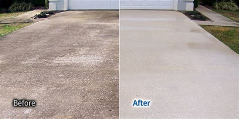 concrete pressure washing in rochester new york bf home