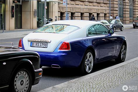 rolls royce wraith blue rolls royce wraith blue and white pixshark com