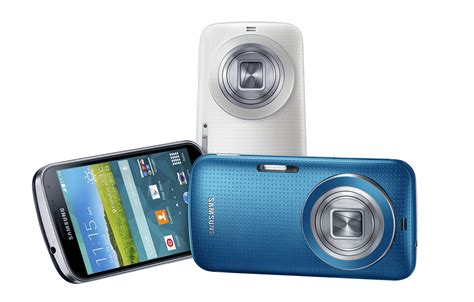 Samsung Galaxy S4 Zoom Phone samsung galaxy k zoom officially announced info revealed