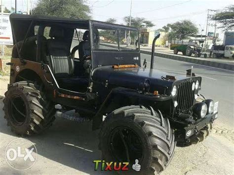 open jeep modified dabwali jeep parts mitula cars