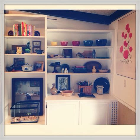 things to put on shelves give honor to the things you love neat pretty by julie