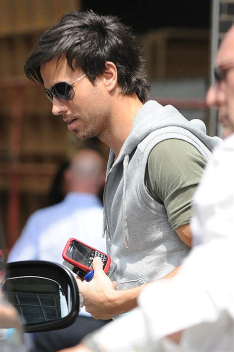 Enrique Iglesias Hairstyle by Enrique Iglesias Hairstyle