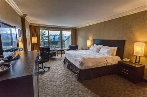 Grandview Motel Dining Room by Premium Guestrooms The Rimrock Resort Hotel Banff