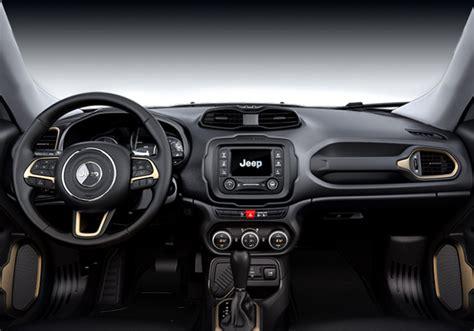 jeep renegade 2018 interior jeep renegade 2018 llega a m 233 xico aqu 237 precios y