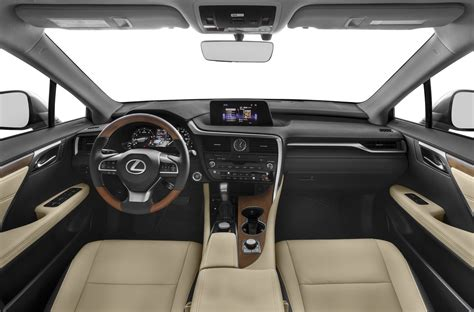 lexus rx interior 2016 lexus rx 350 styles features highlights