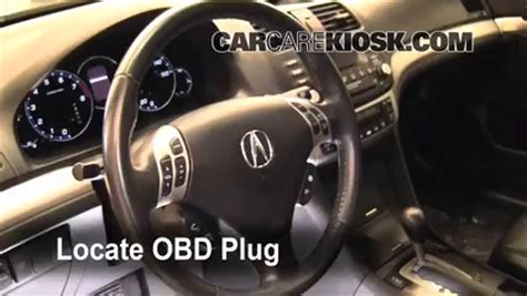 on board diagnostic system 2008 acura tsx windshield wipe control engine light is on 2004 2008 acura tsx what to do 2008 acura tsx 2 4l 4 cyl