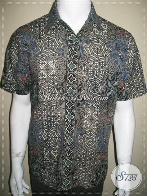 Toko Baju Pria Toko Baju Batik Pria Kemeja Batik Cap Ukuran