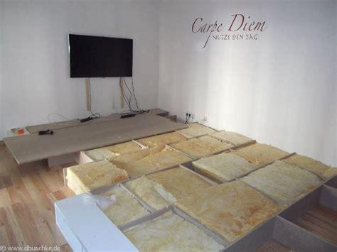 podest wohnzimmer 17 beste ideer om podest bauen p 229 dekorasjon