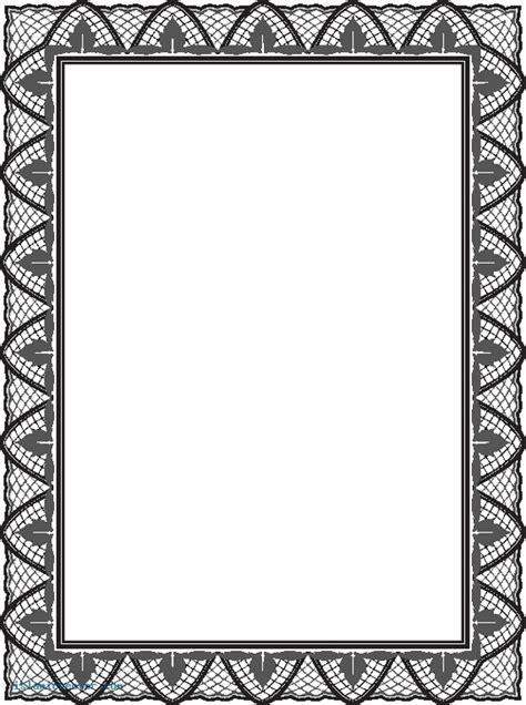 arabic pattern border islamic border frame png clipart best
