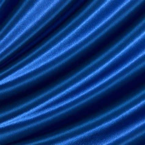 Vinyl Awning Fabric Polyester Satin Fabric Colour Royal Blue Satin