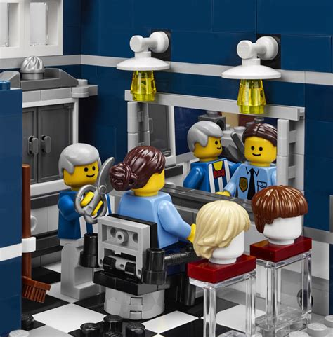 lego creator detective s office and barber shop 10246