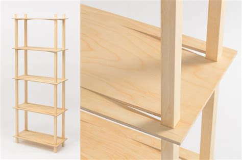 how to build plywood bookshelf design pdf plans