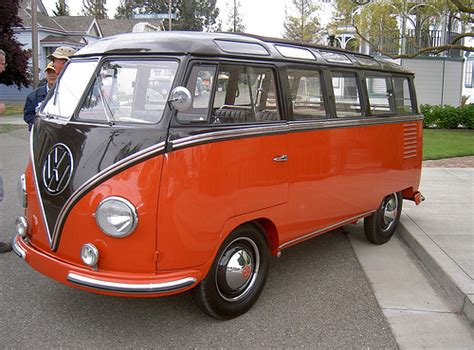 volkswagen minivan 1960 curbside 1960 vw type 2 westfalia the