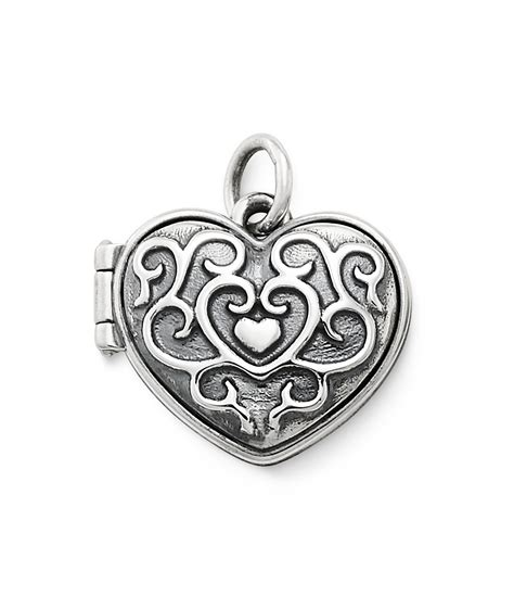 James Avery Gift Card - james avery ornate heart locket dillards