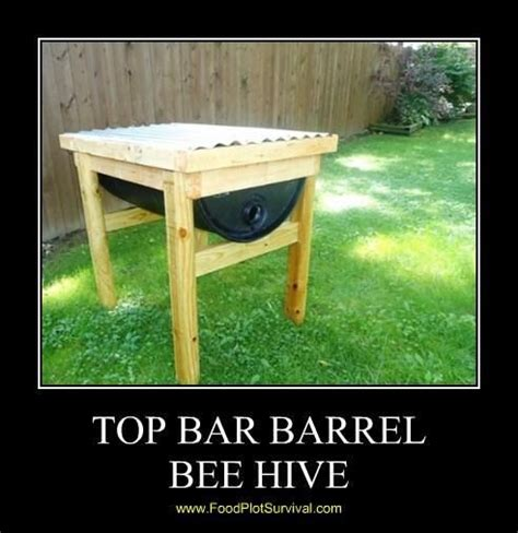 How To Make A Top Bar Hive by 9 Diy Bee Hives With Free Plans And Tutorials Shelterness