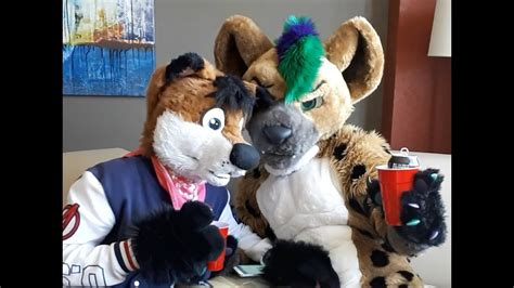 youtube fjord frost types of furry con roommates w fjord frost youtube