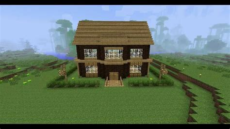 Minecraft house building ideas ep.1   YouTube