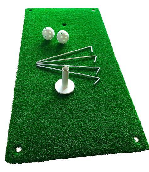 golf swing mat gorilla perfect reaction golf practice hitting mats