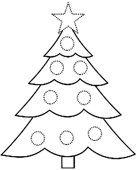 christmas tree pictures to print coloring pages of trees printable free coloring books