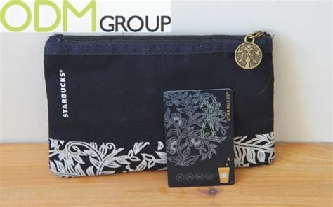 Bucks Giveaway - starbucks giveaway with reward card matching pouch