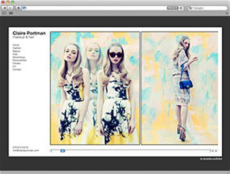 Fashion Stylist Portfolio Exles Www Pixshark Com Images Galleries With A Bite Fashion Stylist Website Templates