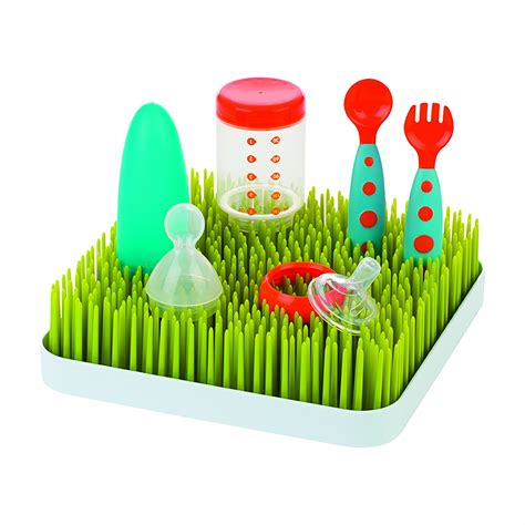 Baby Grass Drying Rack by Boon Grass Countertop Drying Rack Kitchen Baby Bottles