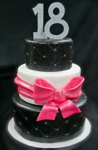 girly 18th birthday cake gimme some sugar vegas flickr