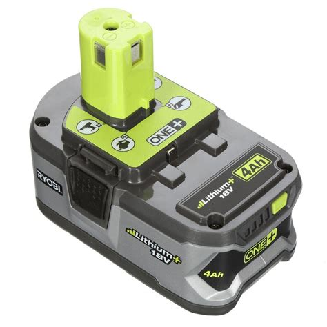 Battery Pack For Table L by Ryobi 18 Volt One Lithium Ion High Capacity Lithium