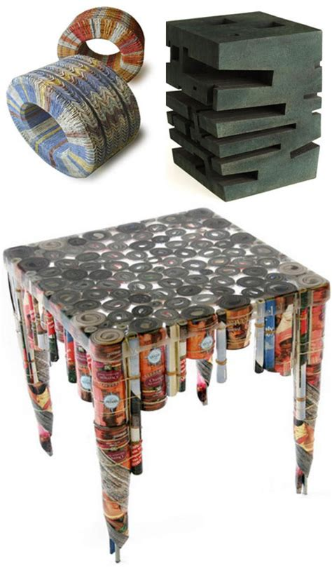 furniture recycling creative recycled furniture for a cool looking home