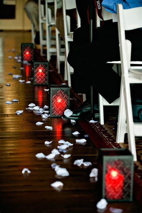 Wedding Aisle With Lanterns by 30 Chic Wedding Ideas By Theme