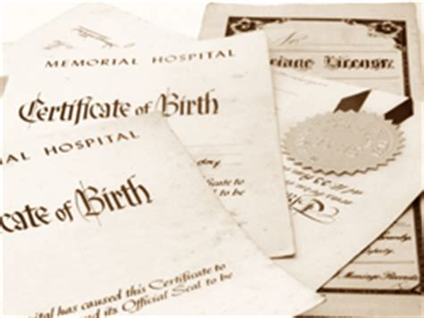 State Of California Birth Records Lies And Birth Certificates The Center For Bioethics And Culture