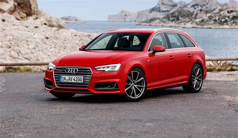 audi a4 2016 2016 audi a4 avant review gtspirit