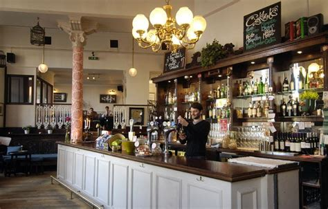 shabby chic style pub interiors coffee shop bar decor