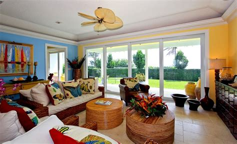 on the market end home has tropical color scheme www palmbeachdailynews
