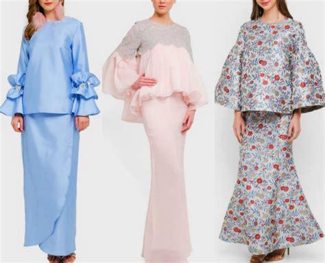 Foto Baju Kurung Kedah trend baju raya 2018 dan ini yang mengujakan wanista