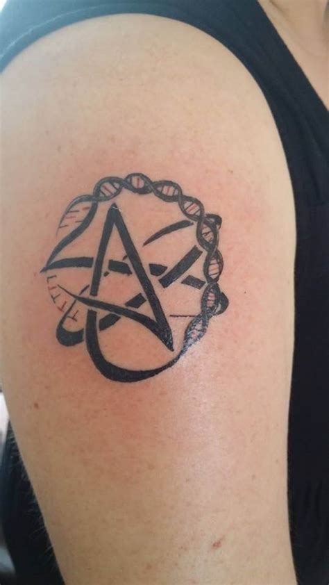 atheist tattoos designs ideas and meaning tattoos for you