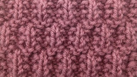 how to check your in knitting the seeded rib check stitch knitting stitch 79