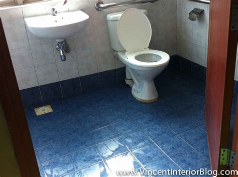Anti slip floor solution by G MES: Protect old folks