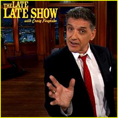 You To The Late Show With Craig Ferguson Tonight 2 by Craig Ferguson Leaving Late Late Show In December