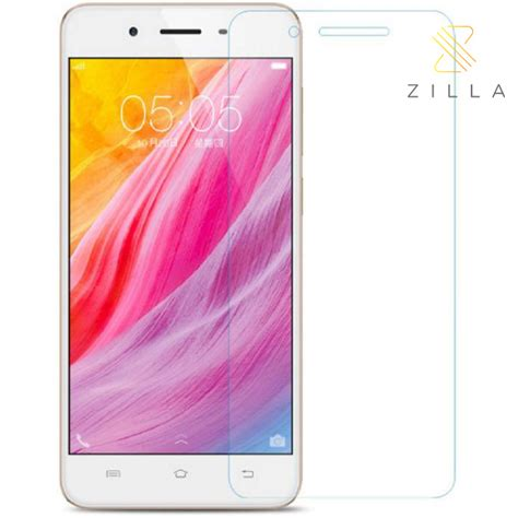 Tempered Glass Color Warna Vivo V5 Tempered Glass Cover 3d zilla 2 5d tempered glass curved edge 9h 0 26mm for vivo v5 lite jakartanotebook
