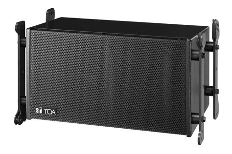 Speaker Toa Array toa sr c8l line array speaker