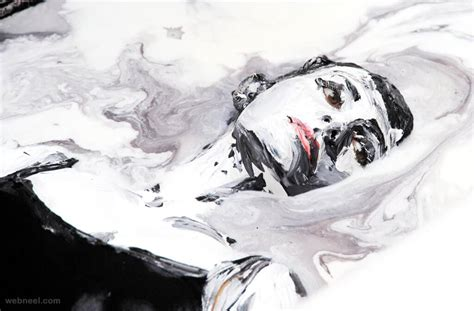 amazing pop  art painting  aelxa meade graphic cloud