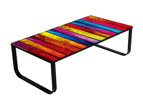Funky Coffee Tables Create More Inviting Look To Your