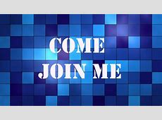 Come Join Me!!! (New Introducing Subject) - YouTube Join.me
